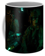 Pilots Equipped With Night Vision Coffee Mug