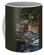 Portofino In The Italian Riviera In Liguria Italy Coffee Mug