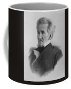 President Andrew Jackson  Coffee Mug by War Is Hell Store