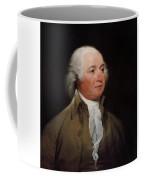 President John Adams Painting Coffee Mug