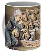 Presidential Campaign, 1880 Coffee Mug