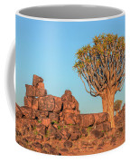 Quiver Tree Forest - Namibia Coffee Mug