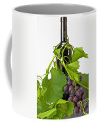 Red Wine Coffee Mug by Joana Kruse
