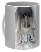 Sagrada Familia - Gaudi Designed - Barcelona Spain Coffee Mug