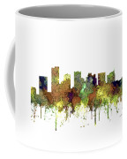 Scottsdale Arizona Skyline Coffee Mug