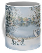 4 Seasons-winter Coffee Mug