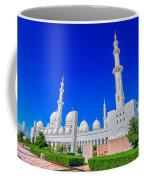 Sheikh Zayed Grand Mosque Coffee Mug