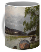 Shore Landscape Coffee Mug