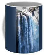 Snoqualmie Falls Washington State Nature In Daylight Coffee Mug