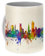 Southampton England Skyline Coffee Mug