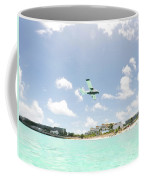 St. Marrten Caribbean Island Coffee Mug
