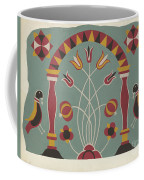 """Study For Proposed Portfolio """"decorated Chests Of Rural Pennsylvania"""" Coffee Mug"""
