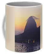 Sugarloaf Mountain, Rio De Janeiro, Brazil Coffee Mug