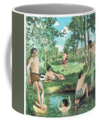 Summer Scene  Coffee Mug