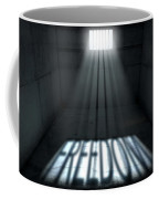 Sunshine Shining In Prison Cell Window Coffee Mug