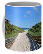 4- The Beckoning Coffee Mug