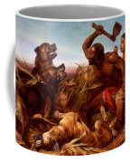 The Hunted Slaves Coffee Mug