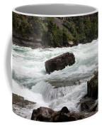The Niagara River Coffee Mug