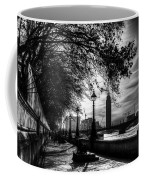 The River Thames Path Coffee Mug