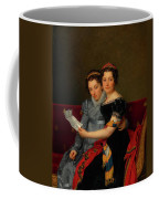 The Sisters Zenaide And Charlotte Bonaparte Coffee Mug