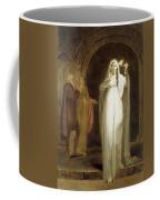 The Sleepwalking Scene Act V Scene I From Macbeth Henry Pierce Bone Coffee Mug