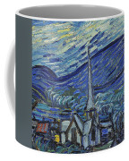 The Starry Night Coffee Mug by Vincent Van Gogh