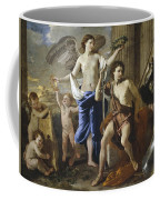 The Triumph Of David Coffee Mug