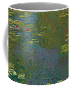 The Waterlily Pond Coffee Mug