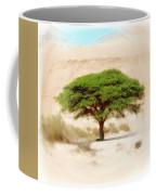 Umbrella Thorn Acacia Acacia Tortilis, Negev Israel Coffee Mug