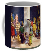 Vintage Japanese Art Coffee Mug