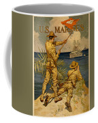 Vintage Recruitment Poster Coffee Mug