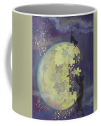 Walk To The Moon Coffee Mug