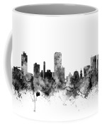 Wellington New Zealand Skyline Coffee Mug