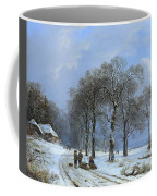 Winterlandschap Coffee Mug