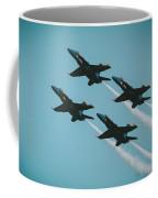 4 X4 Angels Coffee Mug