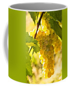 Yellow Grapes Coffee Mug