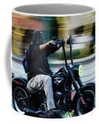 Bike Night Coffee Mug