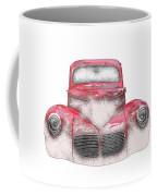 40 Willys Coffee Mug
