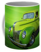 40s Ford Pickup Coffee Mug