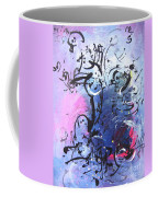 Abstract Expressionsim Art Coffee Mug