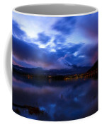 Acrylic Landscape Painting Coffee Mug