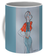 Dinka Lady - South Sudan Coffee Mug