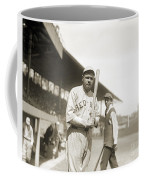 George H. Ruth (1895-1948) Coffee Mug by Granger