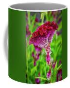 4390- Flower Coffee Mug
