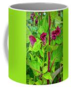 4398- Flowers Coffee Mug