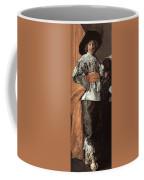 43meagr3 Frans Hals Coffee Mug