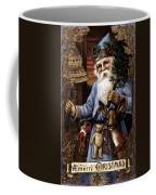 American Christmas Card Coffee Mug by Granger