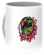 44 Cal Entertainment Logo Coffee Mug