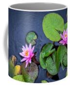 4432- Lily Pads Coffee Mug