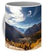 Graphic Landscape Coffee Mug